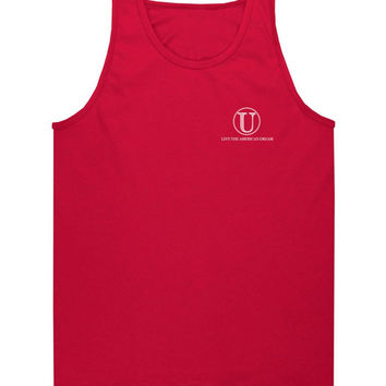 United Red Tank Top
