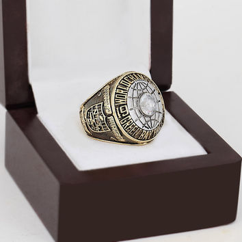 Green Bay Packers Super Bowl Football Championship Replica Ring 1966