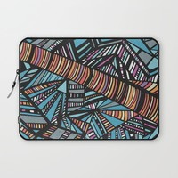 dazed & confused Laptop Sleeve by Felipe Nogueira