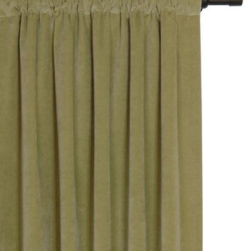 EASTERN ACCENTS JACKSON SAGE ROD POCKET CURTAIN PANEL (DW)