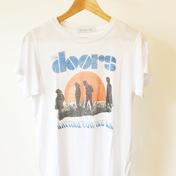 Daydreamer The Doors Band Tee at Prism Boutique
