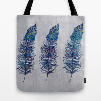 Light as a feather  Tote Bag by Rskinner1122