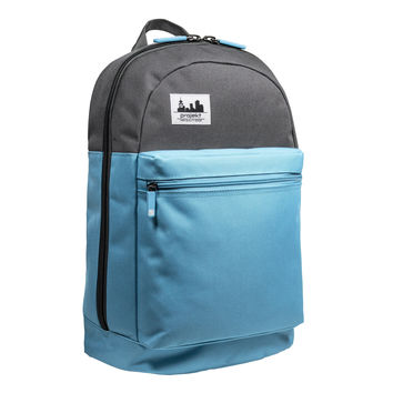 Projekt Klark Backpack Turquoise/Charcoal