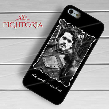 Robb Stark Game Of Thrones -EnLs for iPhone 4/4S/5/5S/5C/6/6+,samsung S3/S4/S5/S6 Regular/S6 Edge,samsung note 3/4