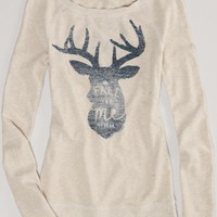 AEO Women's Signature Thermal (Coffee)