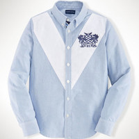 Collegiate Oxford Shirt
