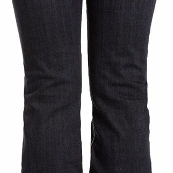Rock & Roll Cowgirl Women's and Feather Pocket Jeans Boot Cut - W1-3392