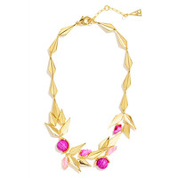 MODERN PETAL NECKLACE