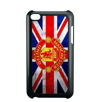 Manchester United us iPod Touch 4 iPod Touch 5 iPod Touch 6 Case