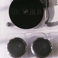 Victrola Modern Acrylic Bluetooth Turntable | Urban Outfitters