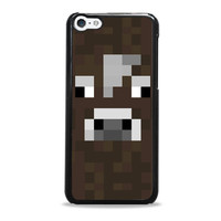 the cow minecraft Iphone 5c Cases