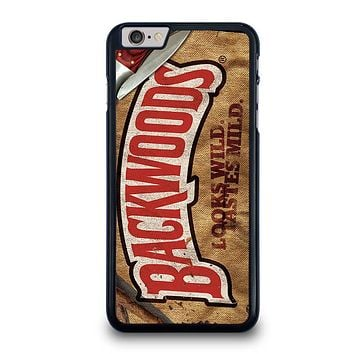 ONLY BACKWOODS CIGAR iPhone 6 / 6S Plus Case Cover