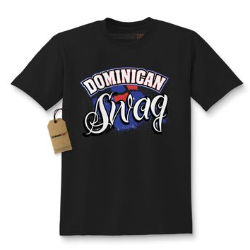 Dominican Swag Kids T-shirt