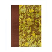 Address Book Large Wild Grape Vine