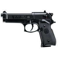 Beretta M 92 FS Air Gun 8 Shot Rotary Black