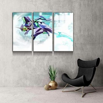 Unit 01 Dash Canvas Set