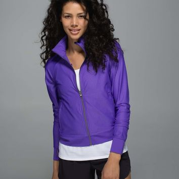 sweaty or not jacket | women's jackets & hoodies | lululemon athletica