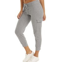 Gray Chill Zone Joggers