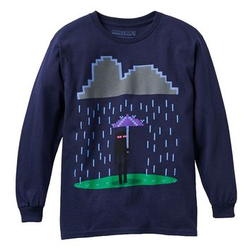 Minecraft Bad Weather Tee - Boys 8-20