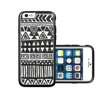 RCGrafix Brand tribal-sketch iPhone 6 Case - Fits NEW Apple iPhone 6