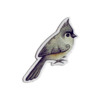 Tufted Titmouse Bird Magnet