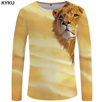 d8449500 Best Lion Print Shirt Products on Wanelo