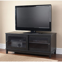 "Walmart: Mainstays TV Stand for TVs up to 55"", Multiple Finishes"