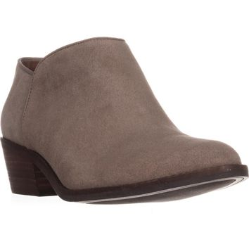 Lucky Brand Faithly Casual Ankle Boots, Brindle, 8.5 US / 38.5 EU