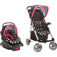 Walmart: Disney Baby Minnie Mouse Coral Flowers Saunter Sport LC-22 Travel System