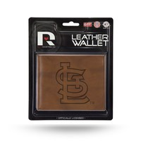 St. Louis Cardinals Leather Embossed Billfold