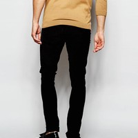 ASOS | ASOS Super Skinny Pants In Cord at ASOS