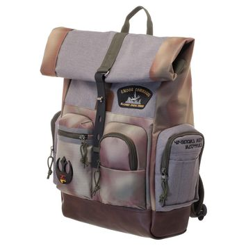 MPBP Star Wars Backpack Inspired by Star Wars Rebel Endor  Camo Rucksack