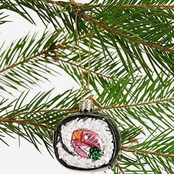Sushi Ornament- Black One