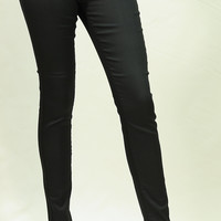Coated slim skinny low rise premium jeans by Just BLACK Label