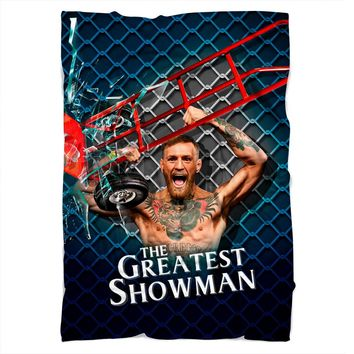 Conor Mcgregor Greatest Showman Blanket