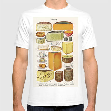 CHEESE T-shirt by Kathead Tarot/David Rivera