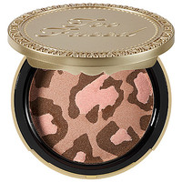 Pink Leopard Blushing Bronzer - Too Faced | Sephora