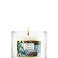 Fresh Balsam 1.3 oz. Mini Candle   - Slatkin & Co. - Bath & Body Works