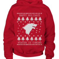 Game of Thrones  - ugly chrissmass sweater hoodie-GoT