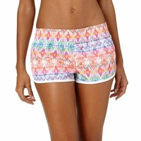 Op Juniors Gypsy Tie Dye Boardshort Swim Cover-Up - Walmart.com