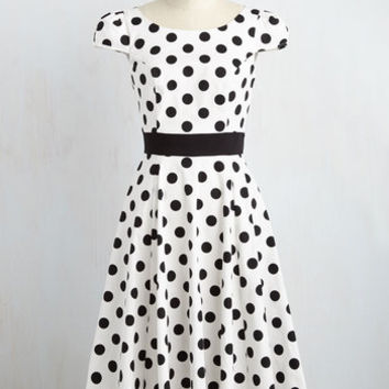 Can't Stop the Rockabilly Dress | Mod Retro Vintage Dresses | ModCloth.com