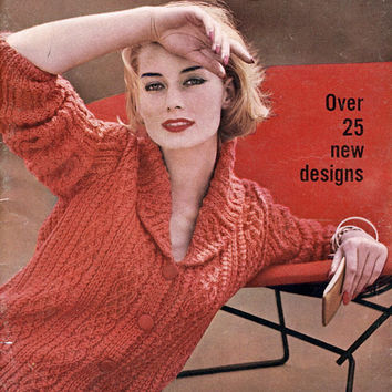 Vogue Vintage Knitting Patterns : Best Vogue Knitting Patterns Products on Wanelo