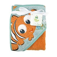 Disney Baby Finding Nemo Hooded Towel