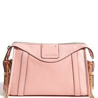 MARC JACOBS 'Wellington - Peggy' Leather Crossbody Bag