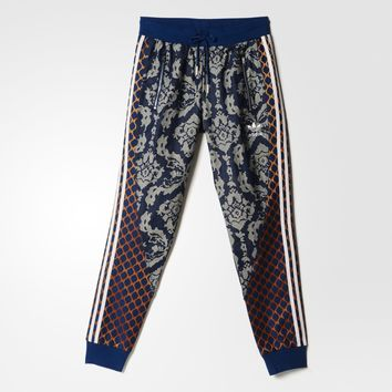 adidas Superstar Track Pants Paris - Blue | adidas US