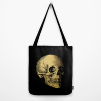 The Anatomy of Shadows Tote Bag by Thealleycatemporium