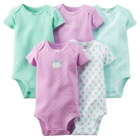 Carter's 5-pk. ''Daddy's Princess'' Bodysuits - Baby Girl, Size: