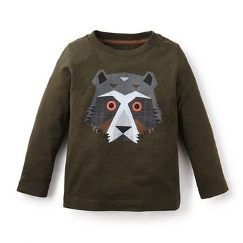 Tea Collection Andean Bear Graphic Tee