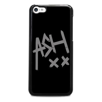 5 SECONDS OF SUMMER ASH 5SOS iPhone 5C Case Cover