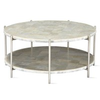 Glacier Coffee Table | Coffee Tables | Occasional Tables | Living Room | Furniture | Z Gallerie